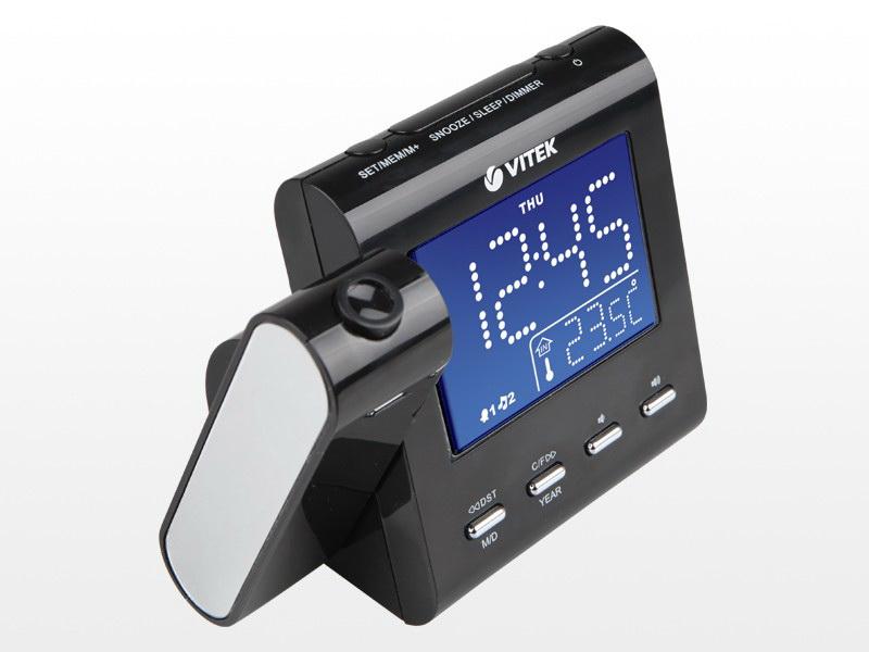 Часы-радио Vitek Vt-6606(bk)