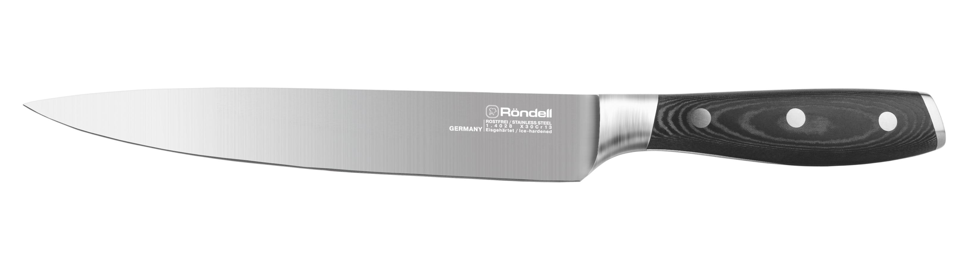 Нож для пиццы Rondell Mocco&Latte 604RD