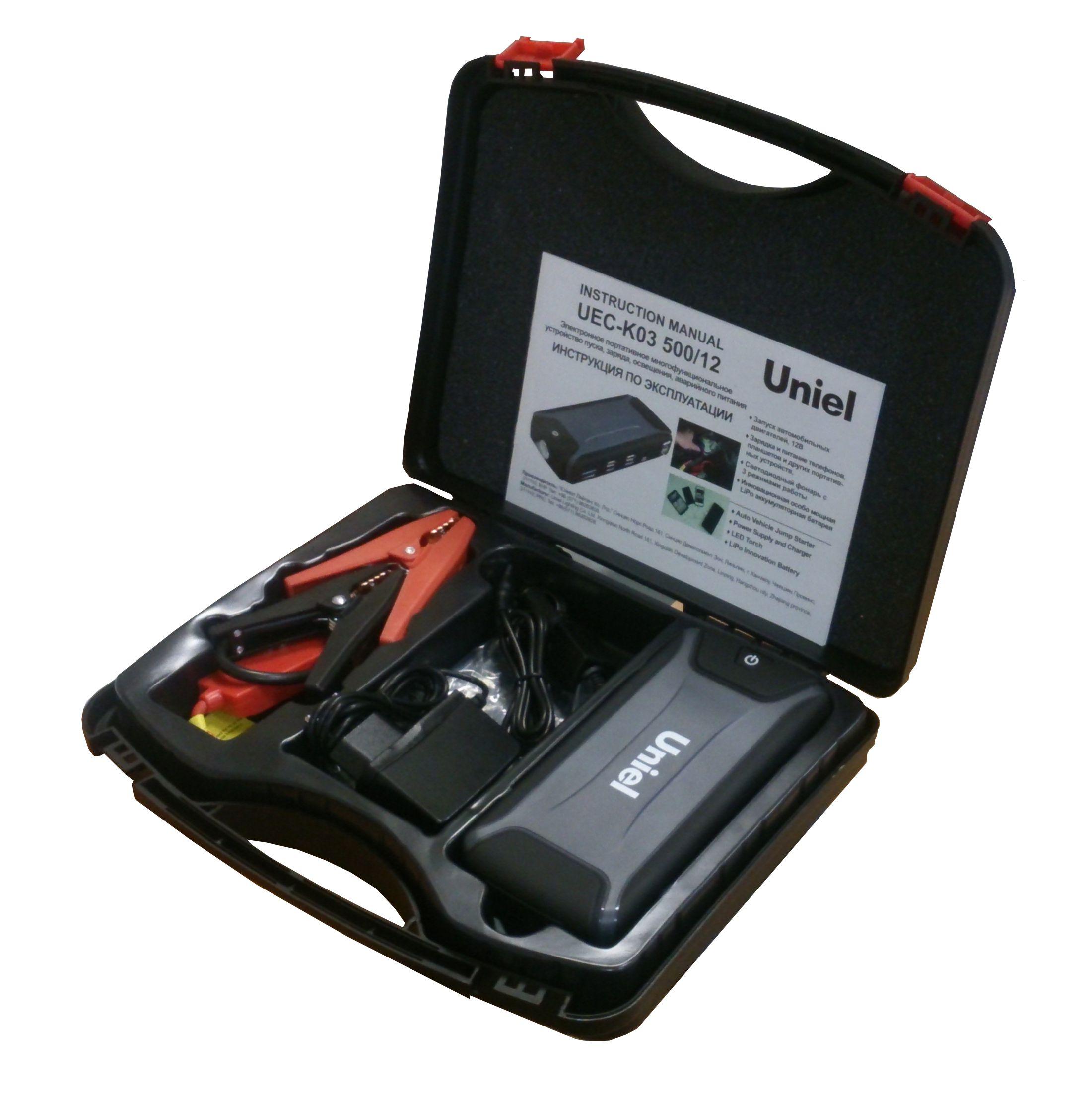 Зарядное устройство Uniel Uec-k03 500/12