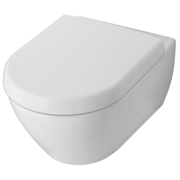 Унитаз Villeroy & boch 5600 1001 subway 2.0 plus