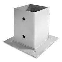 Основание БИЛАРПрочие крепежные изделия<br>Тип: основание колонны,<br>Длина (мм): 90<br>