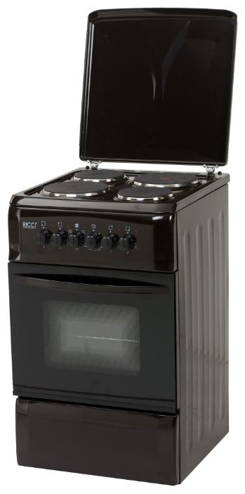 Плита электрическая Ricci Rvc 5010br