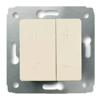 Механизм светорегулятора LegrandЭлектроустановочные изделия<br>Тип изделия: механизм диммера,<br>Способ монтажа: скрытой установки,<br>Цвет: бежевый,<br>Сила тока: 2.27,<br>Степень защиты от пыли и влаги: IP 20<br>