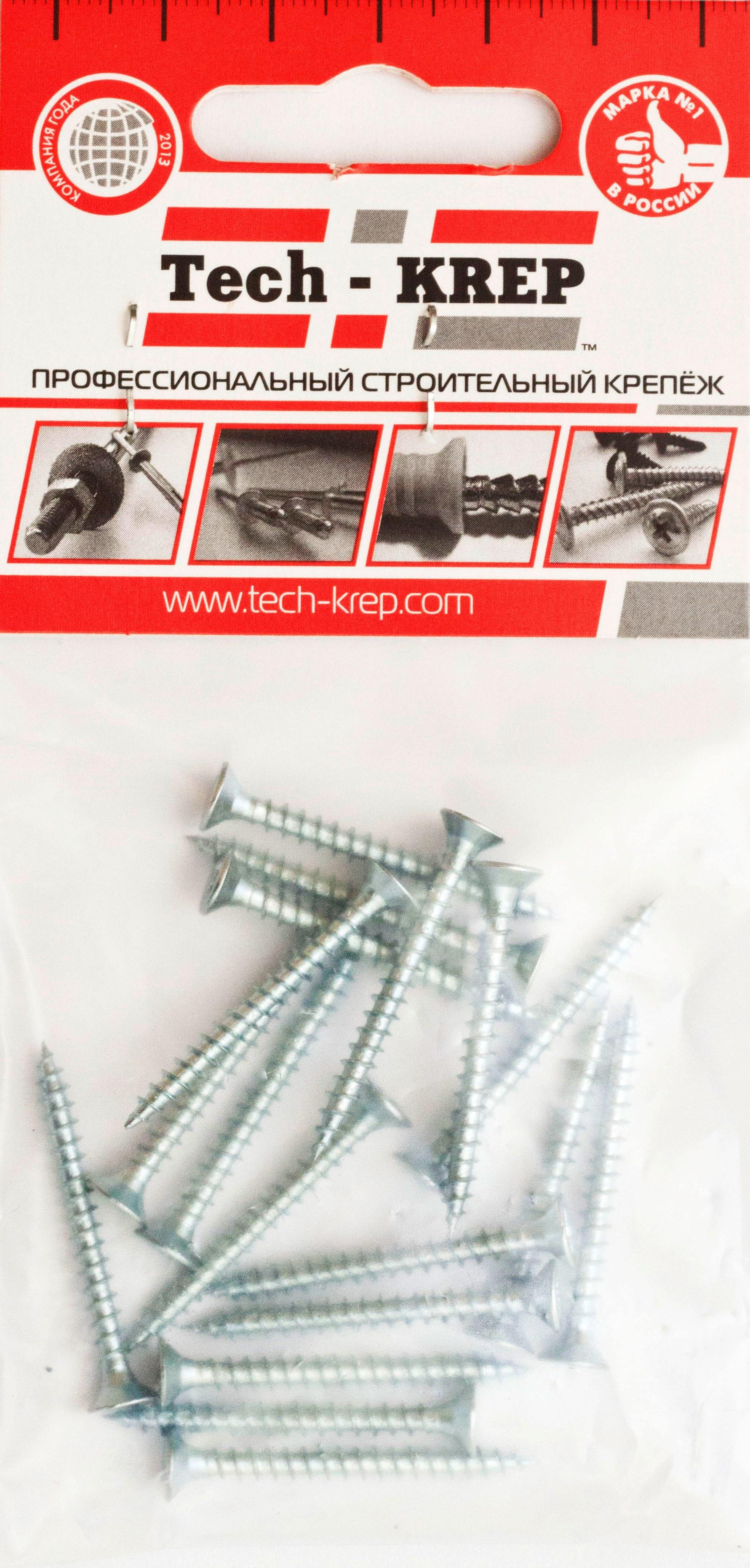 Саморез ТЕХ-КРЕПСаморезы и шурупы<br>Тип: саморез,<br>Диаметр: 5.0,<br>Длина (мм): 70,<br>Материал: сталь оцинкованная,<br>Цвет: серебристый,<br>Головка: потайная,<br>Назначение: универсальные,<br>Количество в упаковке: 6<br>