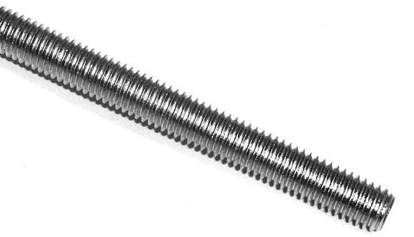 Штанга ТЕХ-КРЕПБолты,винты,гайки<br>Тип: штанга,<br>Диаметр: 8,<br>Длина (мм): 200,<br>Материал: оцинкованный<br>