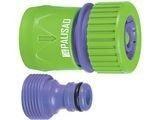 Соединитель PalisadСоединительные элементы и фильтры<br>Тип элемента: коннектор,<br>Диаметр на выходе (в дюймах): 3/4,<br>Материал: пластик<br>