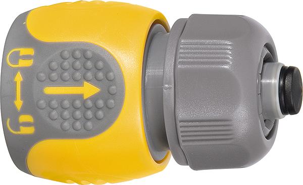 Соединитель PalisadСоединительные элементы и фильтры<br>Тип элемента: коннектор,<br>Диаметр на выходе (в дюймах): 1/2,<br>Материал: пластик<br>