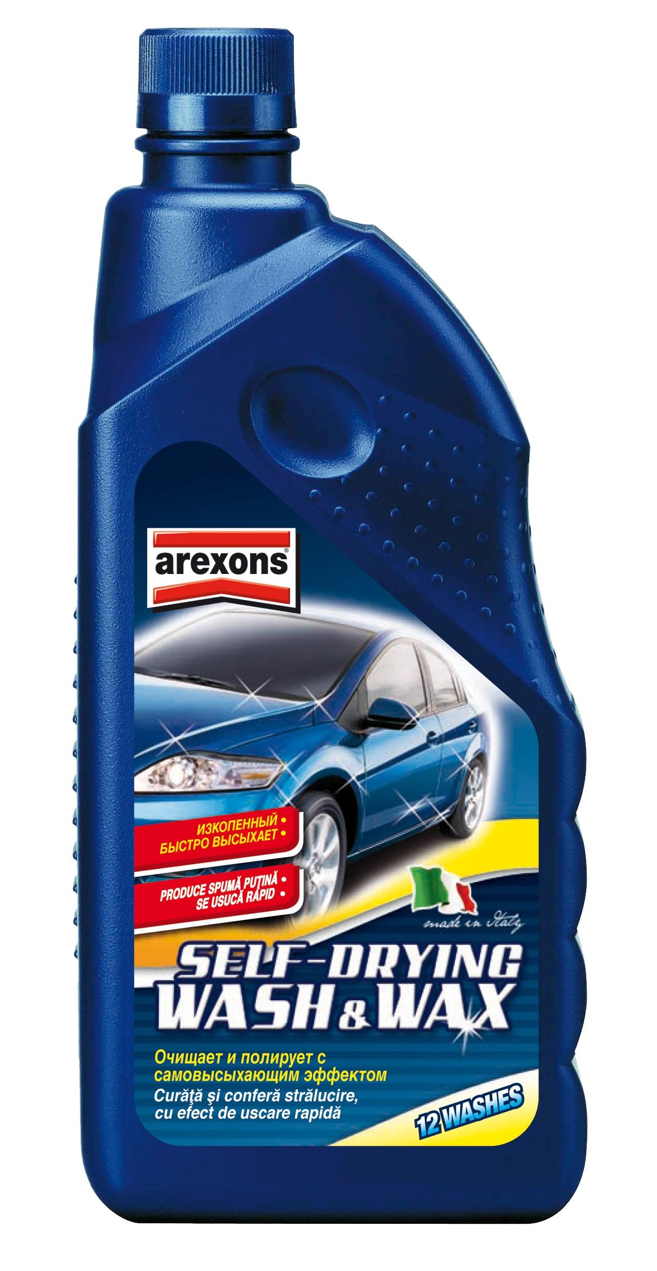 Шампунь ArexonsАвтомобильная косметика<br>Тип: шампунь<br>