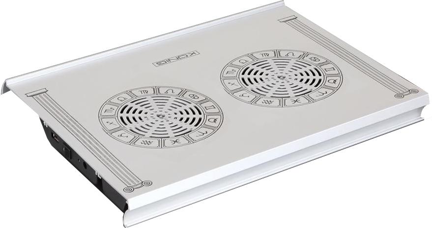 Подставка для ноутбука KonigАксессуары для ноутбуков<br>Тип: подставка<br>