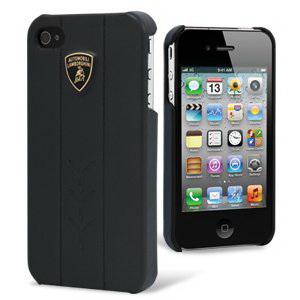 Клип-кейс LamborghiniЧехлы для телефонов<br>Марка телефона: iPhone 4/4,<br>Тип: клип-кейс,<br>Цвет: серый,<br>Материал: кожа<br>