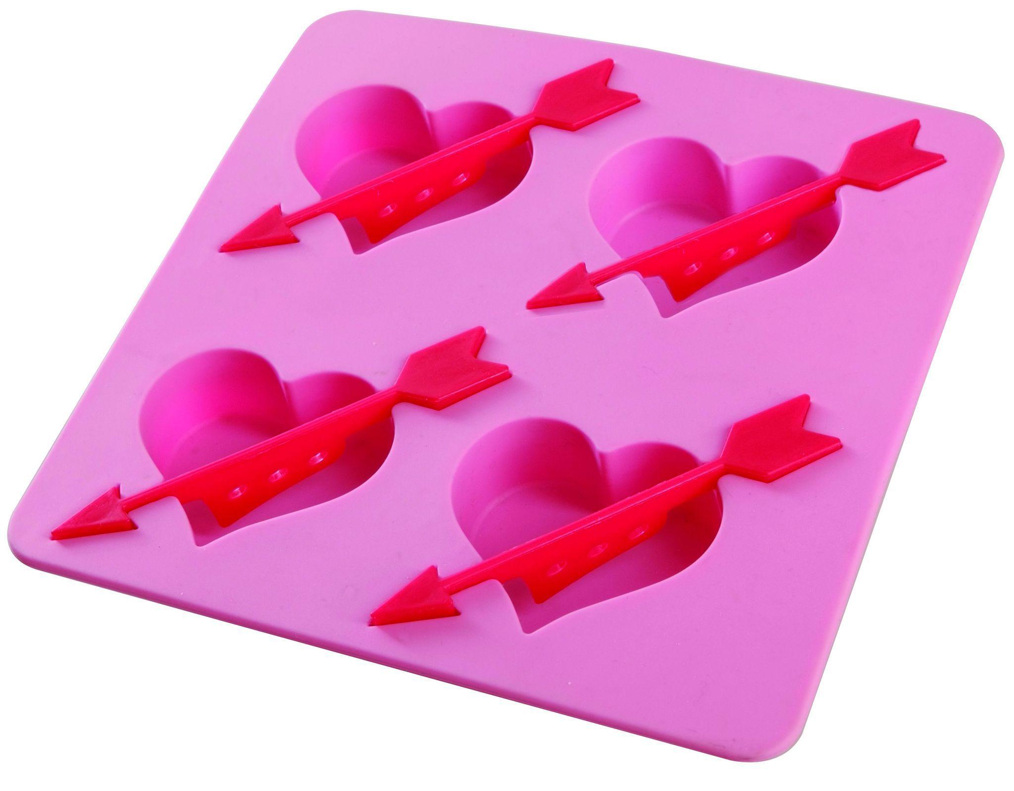Формы для льда Regent inoxАксессуары кухонные<br>Тип: форма для льда,<br>Материал: силикон,<br>Длина (мм): 170<br>