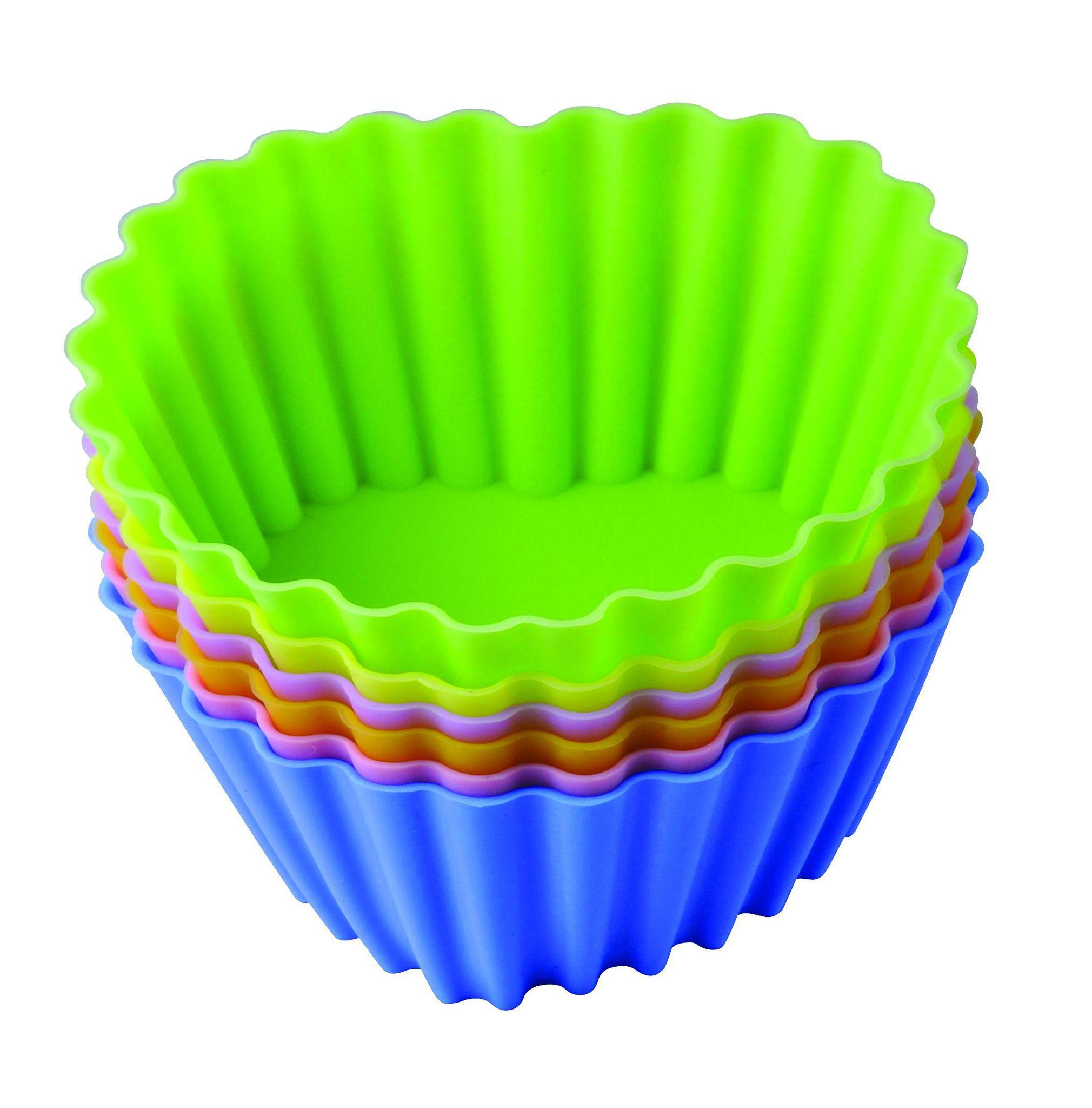 Набор Regent inoxВсе для выпечки<br>Тип: набор,<br>Материал: силикон,<br>Размер противня: 80х35мм<br>