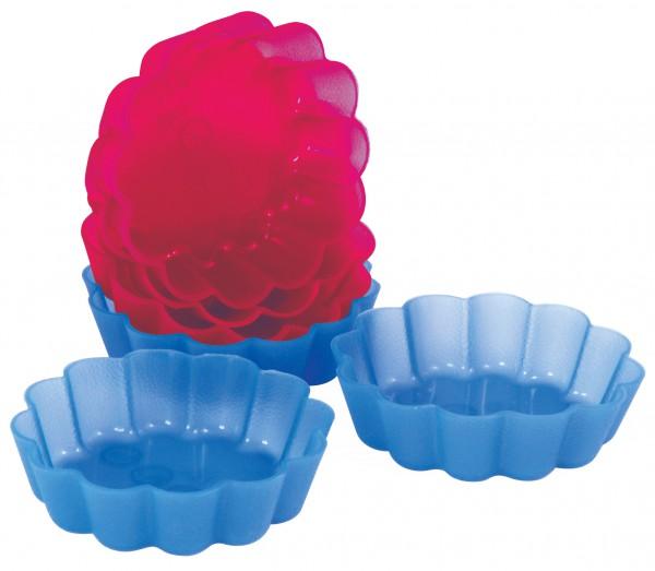 Форма для выпечки Regent inoxВсе для выпечки<br>Тип: набор форм,<br>Материал: силикон,<br>Размер противня: 80х25<br>