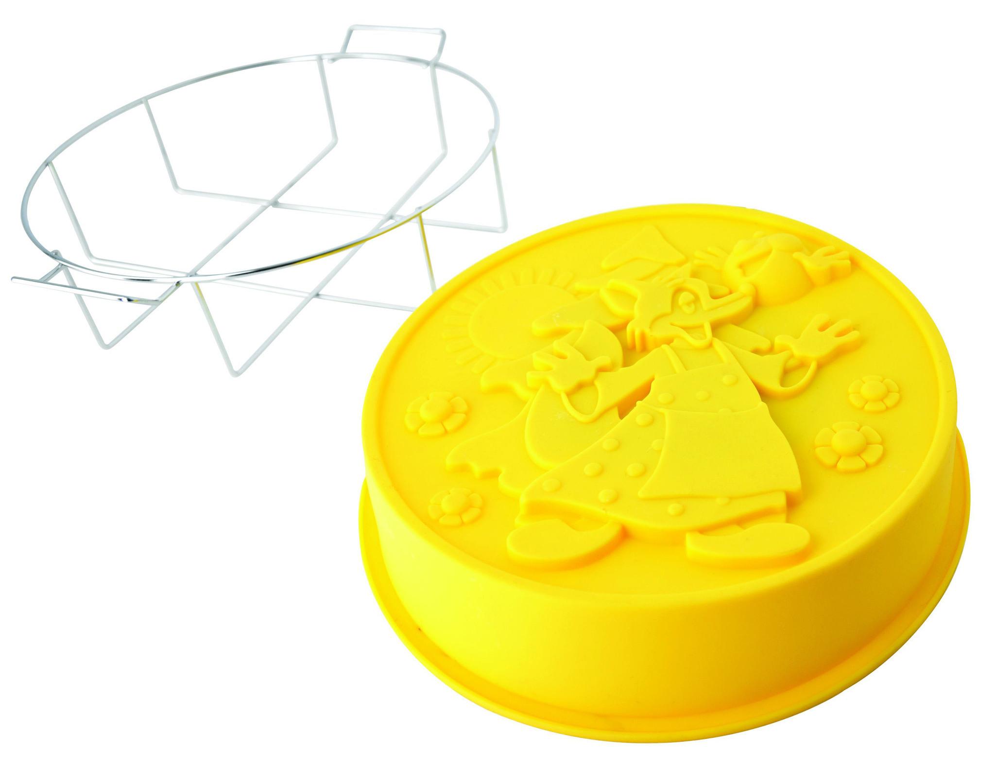 Форма для выпечки Regent inoxВсе для выпечки<br>Тип: форма для выпечки,<br>Материал: силикон,<br>Размер противня: 250x60мм<br>