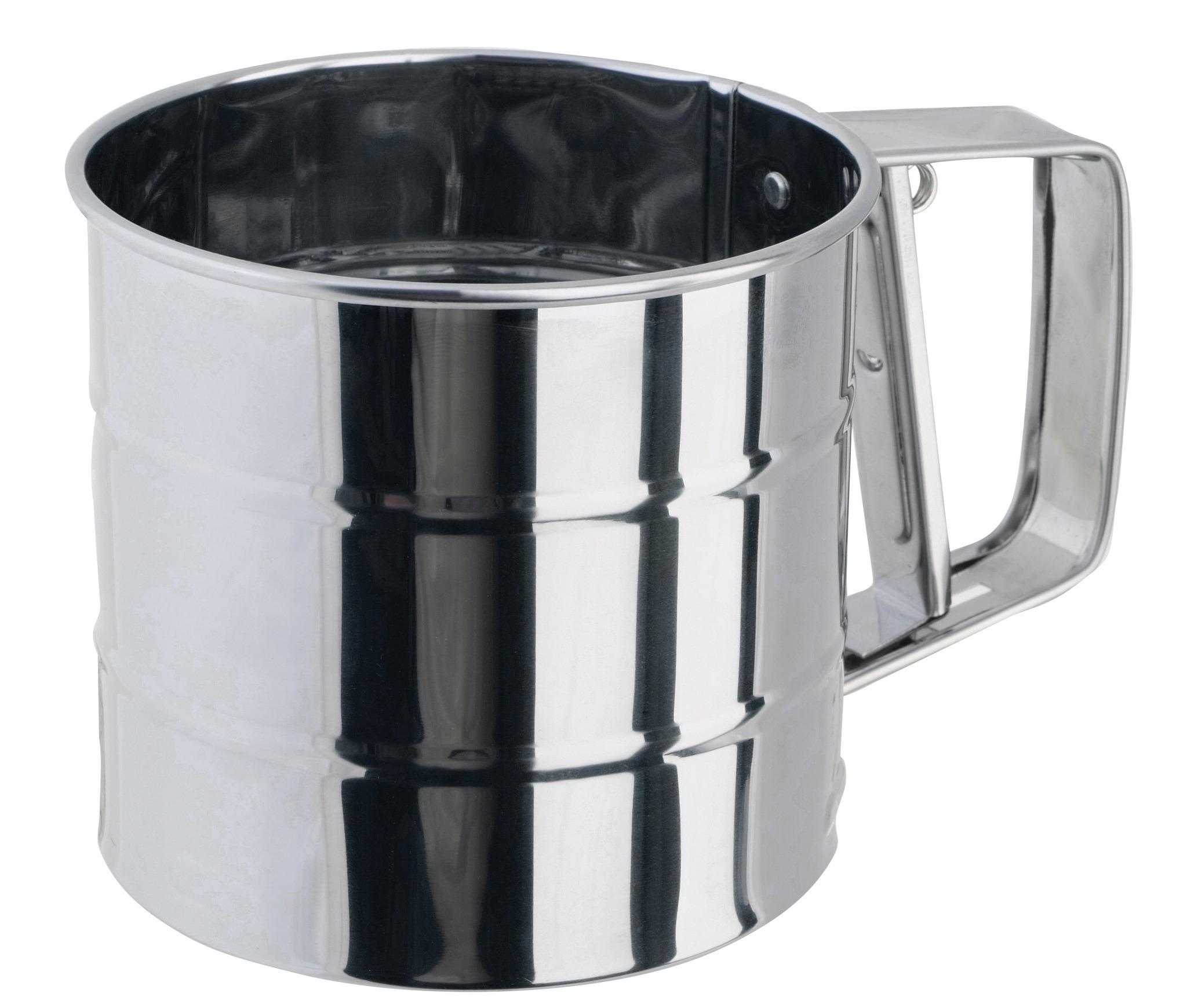Сито Regent inoxВсе для выпечки<br>Тип: сито, Материал: сталь<br>