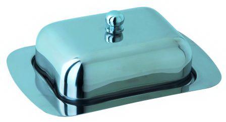 Масленка Regent inoxВсе для хранения<br>Тип: масленка,<br>Материал: нерж.сталь<br>
