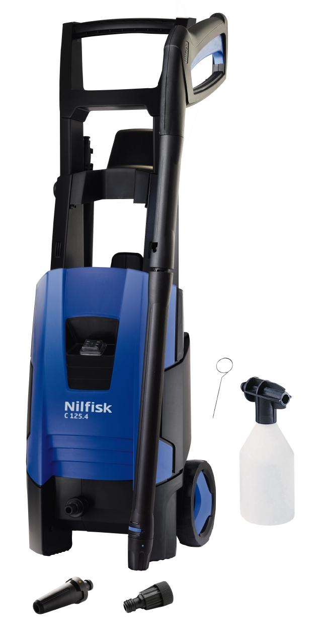 Мойка высокого давления Nilfisk C 125.4-6 x-tra