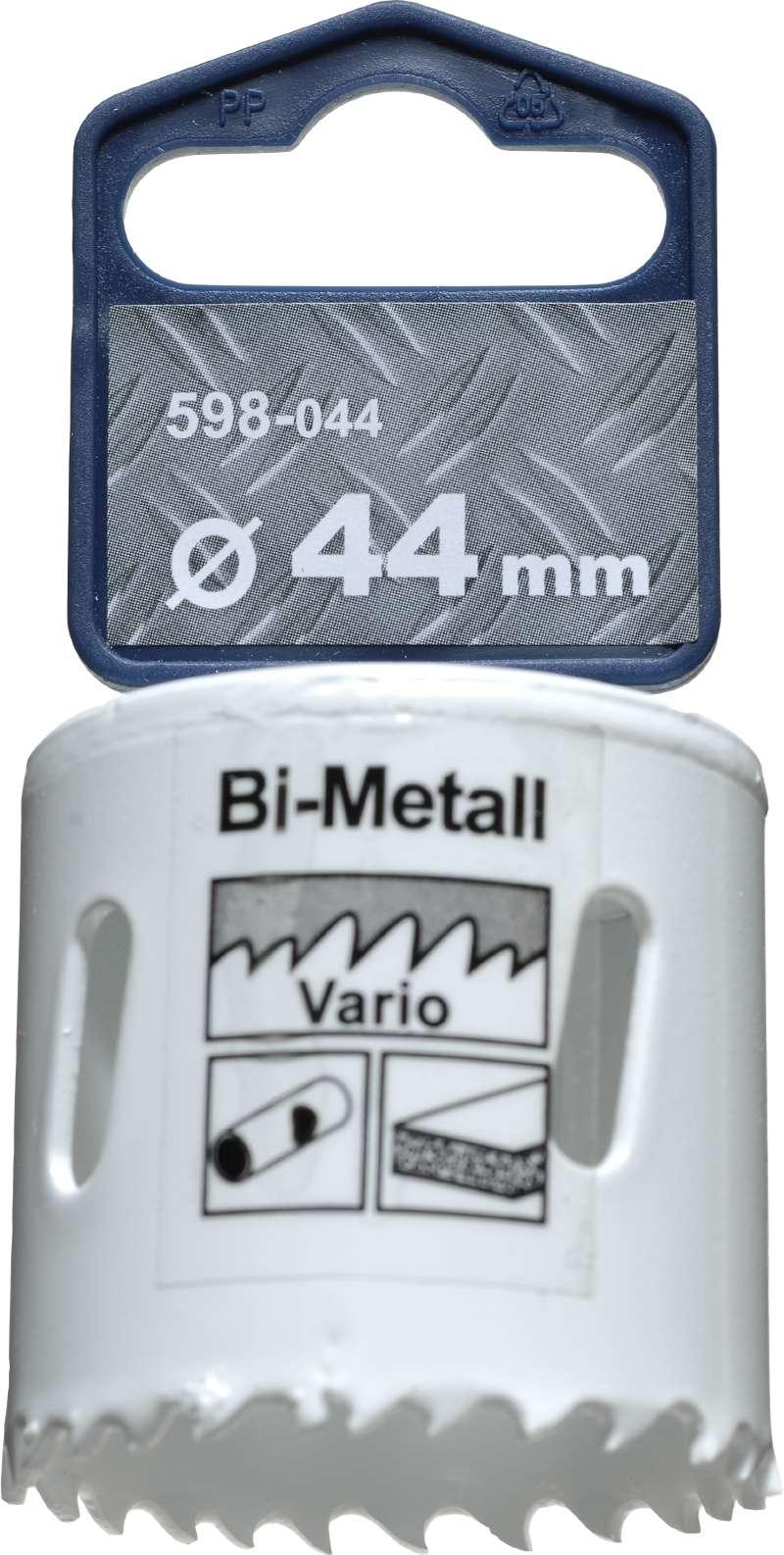 598-044, Коронка биметаллическая