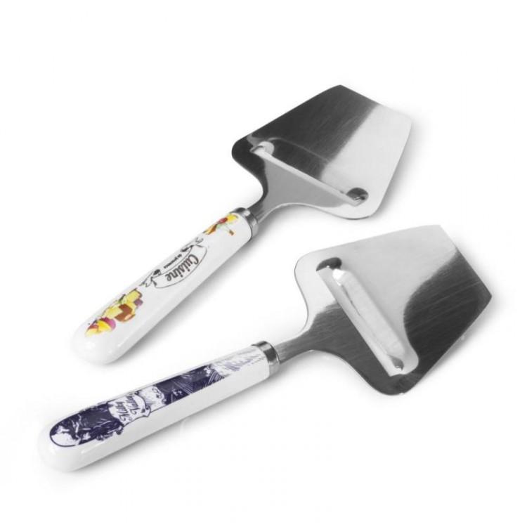Сырорезка ИДЕЯАксессуары кухонные<br>Тип: нож, Материал: нерж.сталь<br>
