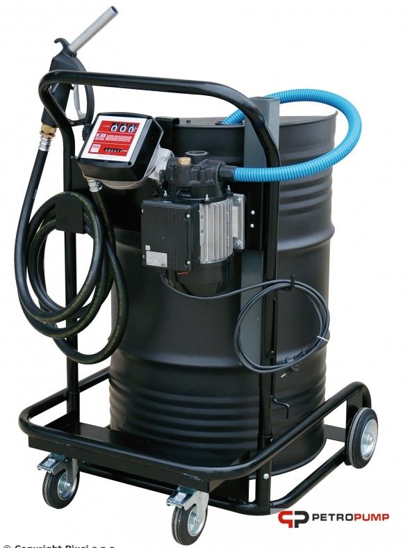 Топливораздаточный комплекс PiusiРаспределители ГСМ<br>Тип: топливораздаточный комплекс,<br>Длина шланга: 4,<br>Расходомер: есть<br>