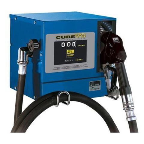 Заправочный модуль PiusiРаспределители ГСМ<br>Тип жидкости: дизельное топливо, Тип: заправочный модуль, Расходомер: есть<br>