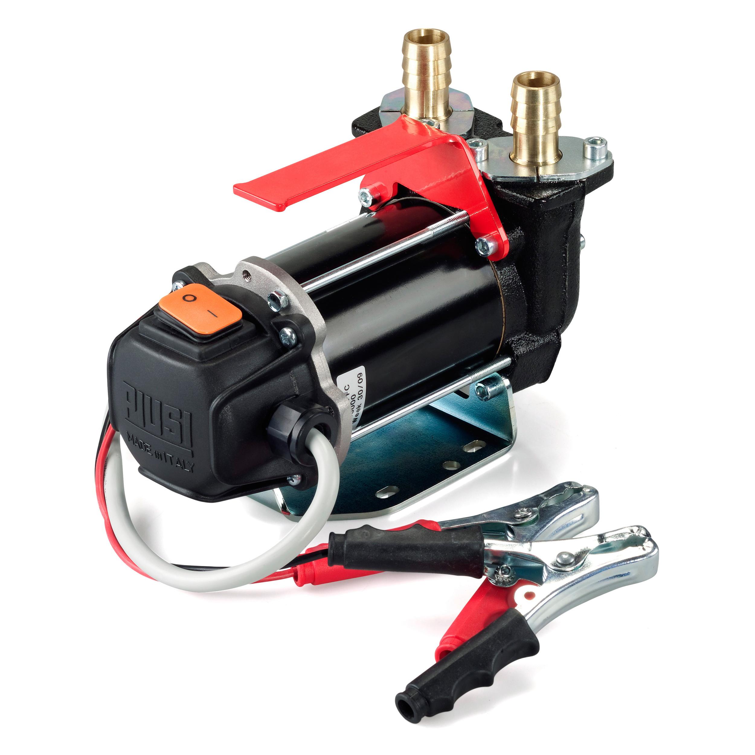 Насос PiusiНасосы для ГСМ<br>Тип жидкости: дизельное топливо,<br>Напряжение: 24<br>