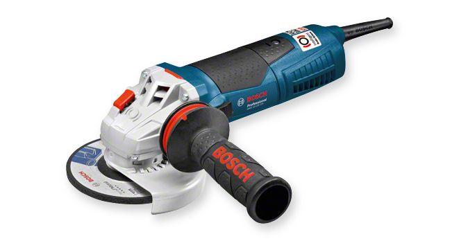 УШМ (болгарка) BoschМашины углошлифовальные (УШМ)<br>Мощность: 1500,<br>Тип: УШМ,<br>Обороты: 11500,<br>Диаметр круга: 125,<br>Резьба шпинделя: М14,<br>Наличие виброручки: есть,<br>Защита от непреднамеренного пуска: есть,<br>Ограничение пускового тока (плавный пуск): есть,<br>Поддержание постоянного количества оборотов: есть,<br>BOSCH Professional: есть,<br>Блокировка шпинделя при заклинивании диска: есть,<br>Вес нетто: 2.3<br>