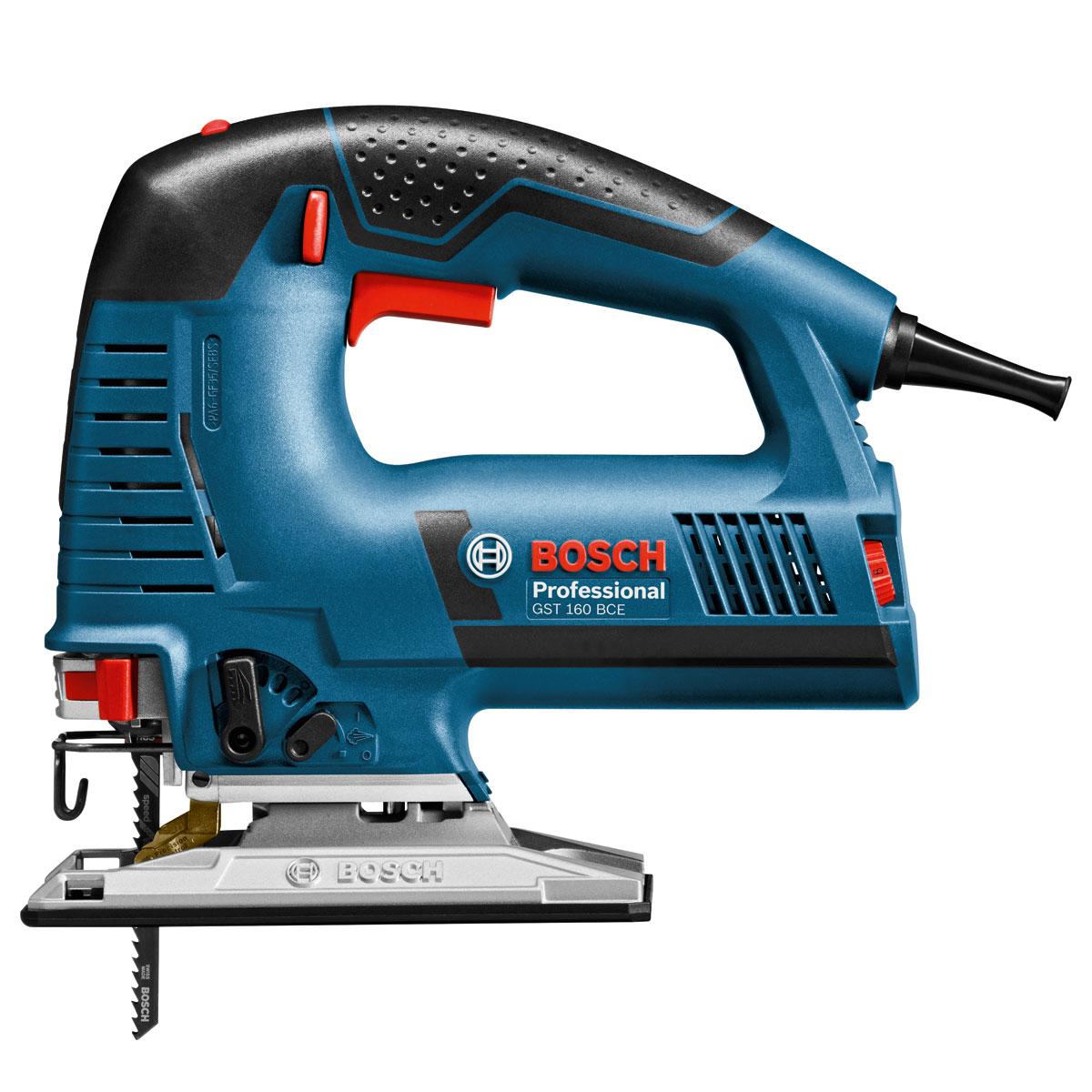 Лобзик Bosch 601518001 gst 160 bce