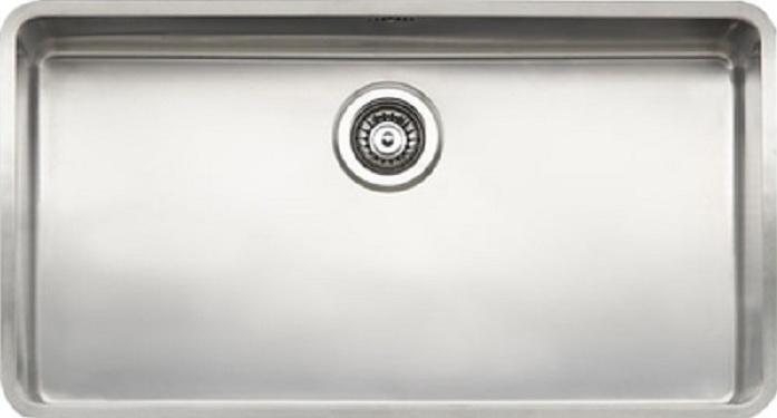 Мойка кухонная ReginoxМойки кухонные<br>Тип установки кухонной мойки: врезной,<br>Материал изготовления кухонной мойки: нержавеющая сталь,<br>Отверстие под смеситель: нет,<br>Форма кухонной мойки: прямоугольная,<br>Количество чаш кухонной мойки: одна чаша,<br>Длина (мм): 803,<br>Ширина: 423,<br>Глубина: 250,<br>Цвет: хром,<br>Наличие крыла: есть,<br>Расположение крыла: слева/справа,<br>Страна происхождения: Нидерланды,<br>Диаметр сливного отверстия: 3 1/2,<br>Вес нетто: 52<br>