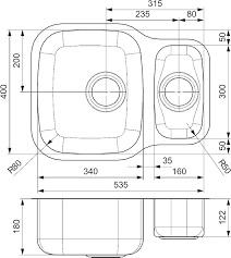 Мойка кухонная ReginoxМойки кухонные<br>Тип установки кухонной мойки: врезной,<br>Материал изготовления кухонной мойки: нержавеющая сталь,<br>Отверстие под смеситель: нет,<br>Форма кухонной мойки: прямоугольная,<br>Количество чаш кухонной мойки: две чаши,<br>Длина (мм): 340,<br>Ширина: 400,<br>Глубина: 180/122,<br>Цвет: хром,<br>Наличие крыла: есть,<br>Расположение крыла: слева/справа,<br>Страна происхождения: Нидерланды,<br>Диаметр сливного отверстия: 3 1/2,<br>Вес нетто: 52<br>