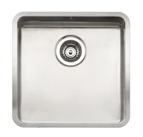 Мойка кухонная ReginoxМойки кухонные<br>Тип установки кухонной мойки: врезной,<br>Материал изготовления кухонной мойки: нержавеющая сталь,<br>Отверстие под смеситель: нет,<br>Форма кухонной мойки: прямоугольная,<br>Количество чаш кухонной мойки: одна чаша,<br>Длина (мм): 403,<br>Ширина: 403,<br>Глубина: 180,<br>Цвет: хром,<br>Страна происхождения: Нидерланды,<br>Диаметр сливного отверстия: 3 1/2,<br>Вес нетто: 1.8<br>