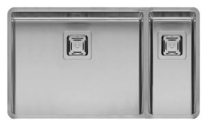 Мойка кухонная ReginoxМойки кухонные<br>Тип установки кухонной мойки: врезной,<br>Материал изготовления кухонной мойки: нержавеющая сталь,<br>Отверстие под смеситель: нет,<br>Форма кухонной мойки: прямоугольная,<br>Количество чаш кухонной мойки: две чаши,<br>Длина (мм): 183,<br>Ширина: 403,<br>Глубина: 145/180,<br>Цвет: хром,<br>Наличие крыла: есть,<br>Расположение крыла: справа,<br>Страна происхождения: Нидерланды,<br>Вес нетто: 7<br>