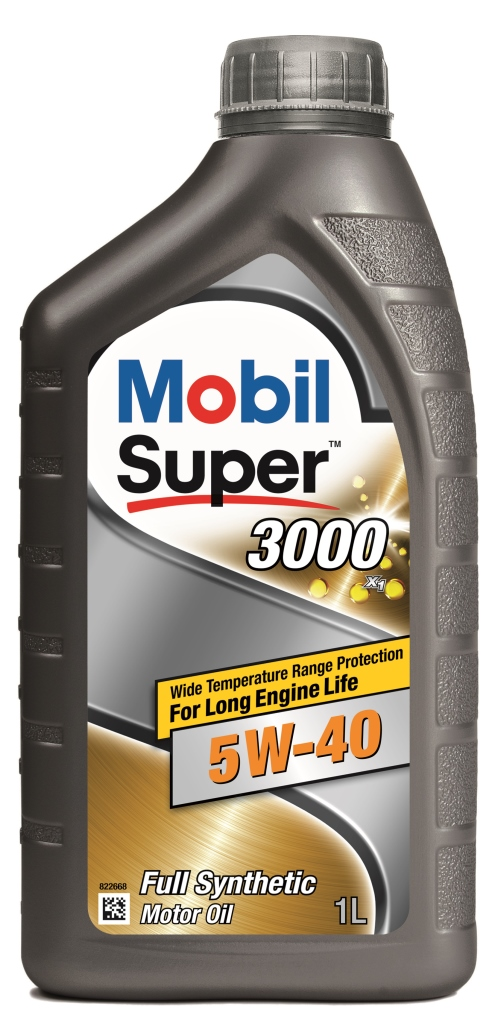 ����� �������� Mobil Super 3000 x1 5w-40 (���1�) (�������������)