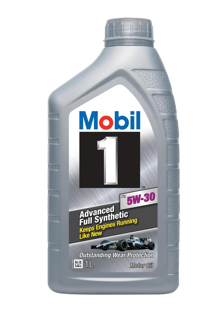 Масло моторное Mobil X1 5w-30 (кан1л) (синтетическое)