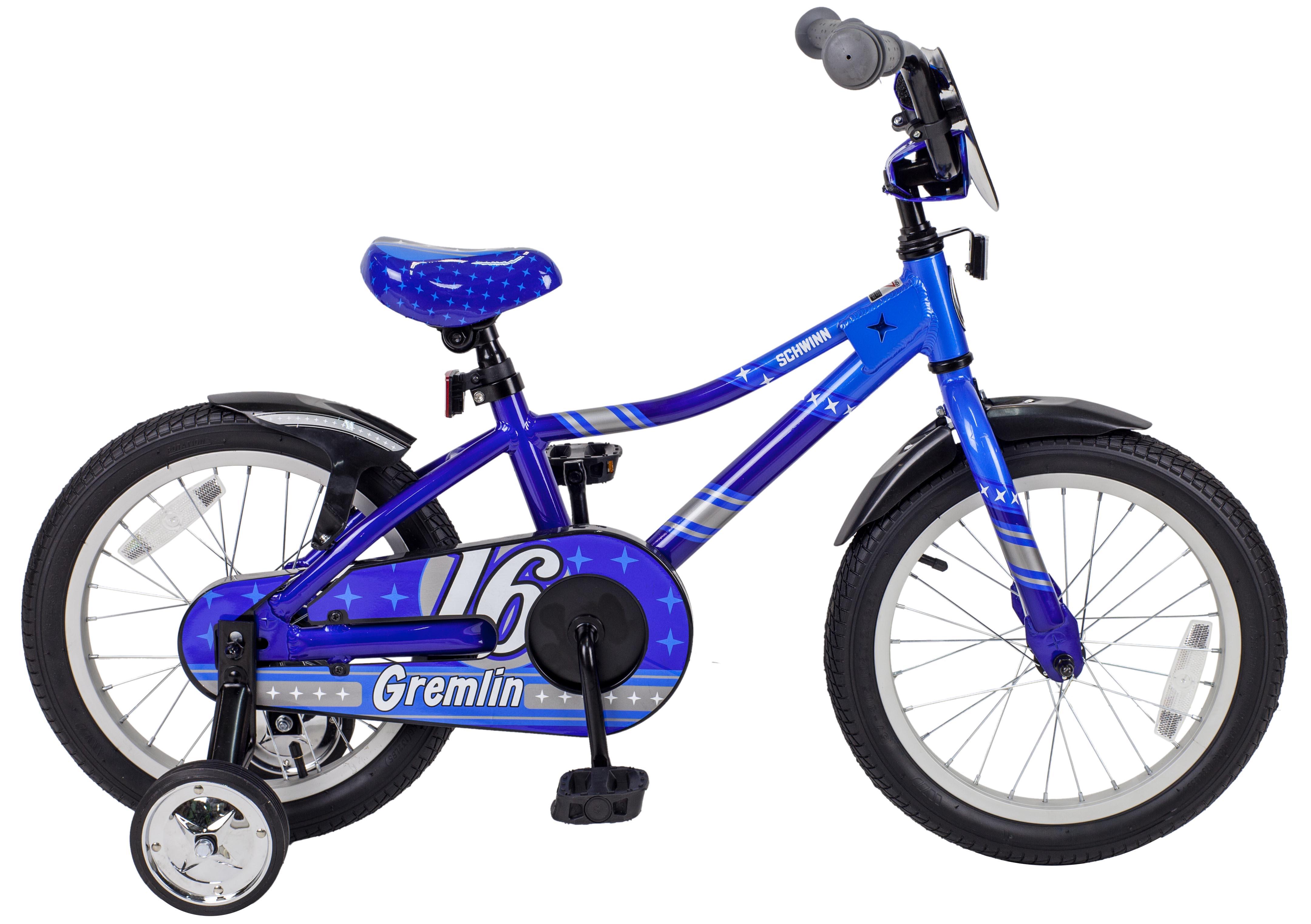 ������� ��������� Schwinn Gremlin, blue/light blue