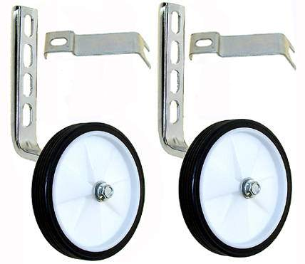 ������ Bike attitude Training wheels