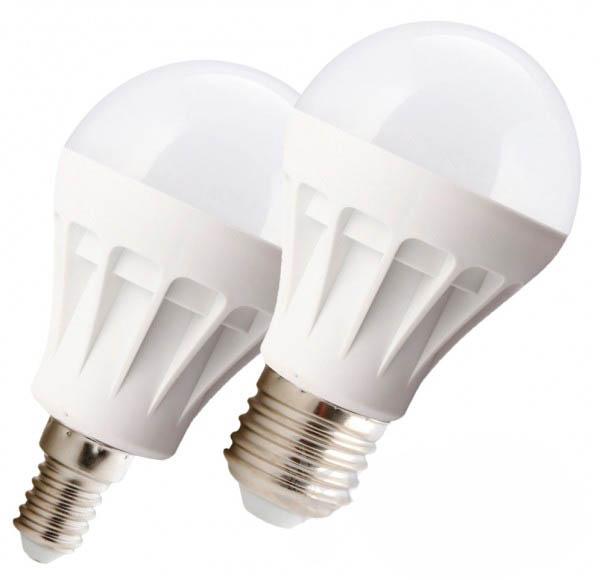 Лампа светодиодная NlcoЛампы<br>Тип лампы: светодиодная,<br>Форма лампы: шар,<br>Цвет колбы: белая,<br>Тип цоколя: Е27,<br>Напряжение: 220,<br>Мощность: 5,<br>Цветовая температура: 2700,<br>Цвет свечения: теплый<br>