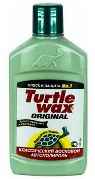 Полироль Turtle wax