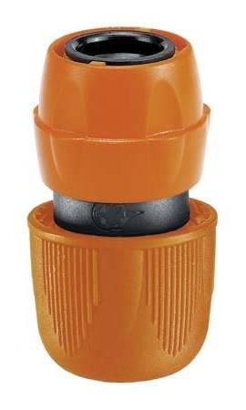 Соединитель GfСоединительные элементы и фильтры<br>Тип элемента: коннектор,<br>Диаметр на выходе (в дюймах): 3/4,<br>Материал: пластик<br>