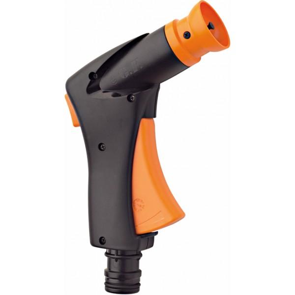 Пистолет GfПистолеты для шлангов и распылители<br>Тип: пистолет-распылитель,<br>Материал: пластик<br>