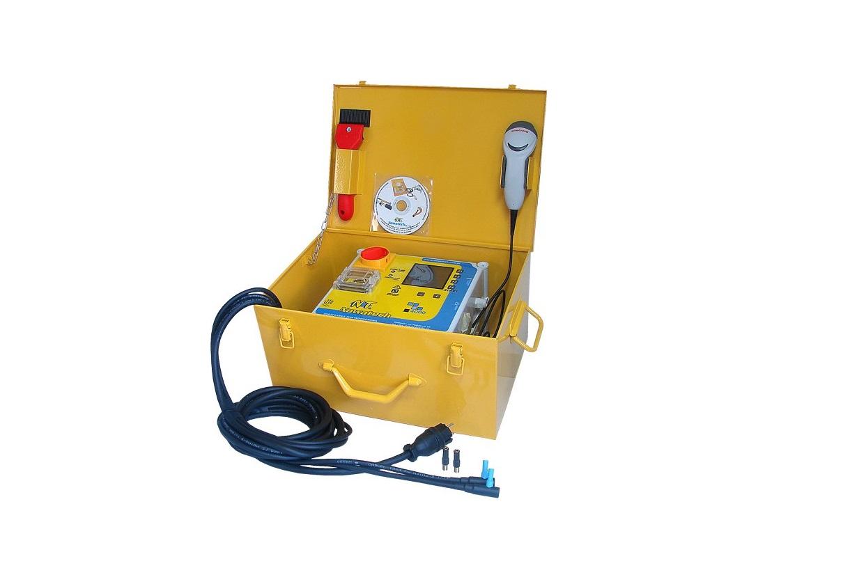 Аппарат для сварки пластиковых труб Nowatech