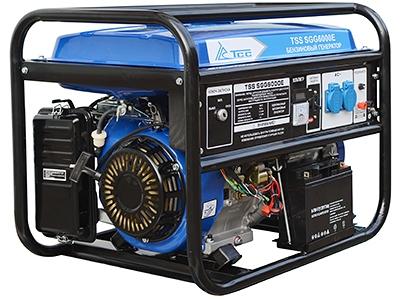 Бензиновый генератор ТСС