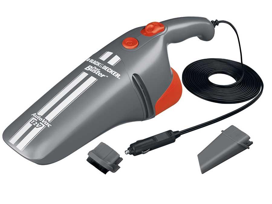 Пылесос Black &amp; deckerАвтомобильные пылесосы<br>Макс. производительность пылесоса: 13.3,<br>Бак: 0.55<br>