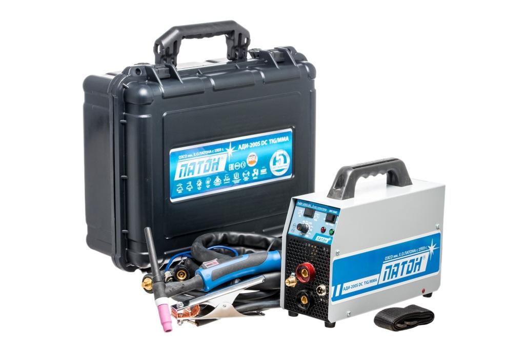 Сварочный аппарат Патон Ади-200s dc tig/mma