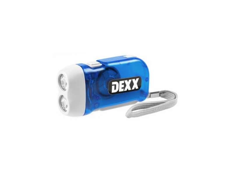 Фонарь DexxФонари<br>Количество ламп: 2,<br>Тип лампы: светодиодная,<br>Тип: динамо,<br>Вес нетто: 10.1,<br>Динамо: есть<br>