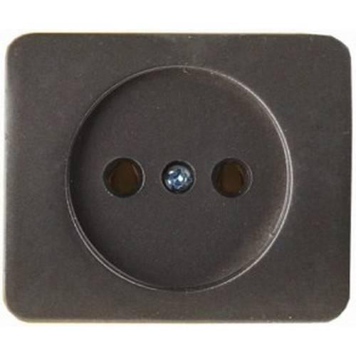 Розетка СВЕТОЗАРЭлектроустановочные изделия<br>Тип изделия: механизм розетки,<br>Способ монтажа: скрытой установки,<br>Цвет: темно-серый металлик,<br>Заземление: нет,<br>Сила тока: 16,<br>Количество гнезд: 1,<br>Выходная мощность максимально: 3500,<br>Напряжение: 220,<br>Коллекция: гамма<br>