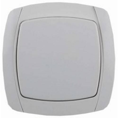 Выключатель СВЕТОЗАРЭлектроустановочные изделия<br>Тип изделия: выключатель,<br>Способ монтажа: скрытой установки,<br>Цвет: белый,<br>Сила тока: 10,<br>Количество клавиш: 1,<br>Выходная мощность максимально: 2200,<br>Напряжение: 220<br>