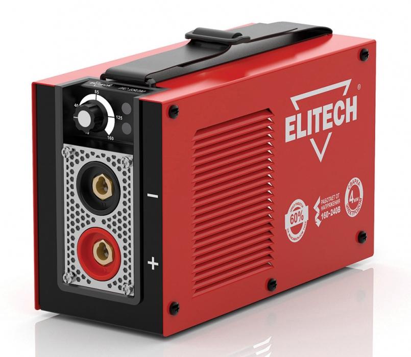 Сварочный аппарат Elitech Ис 180м