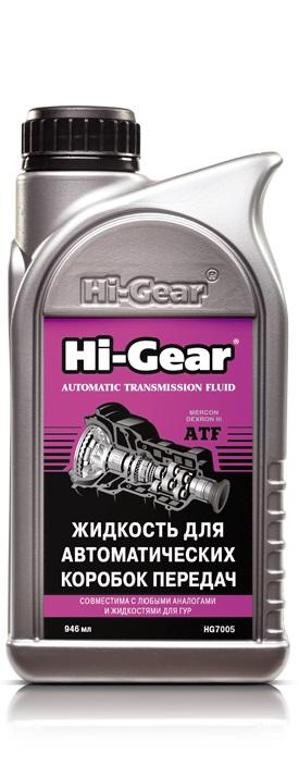 Жидкость Hi gear