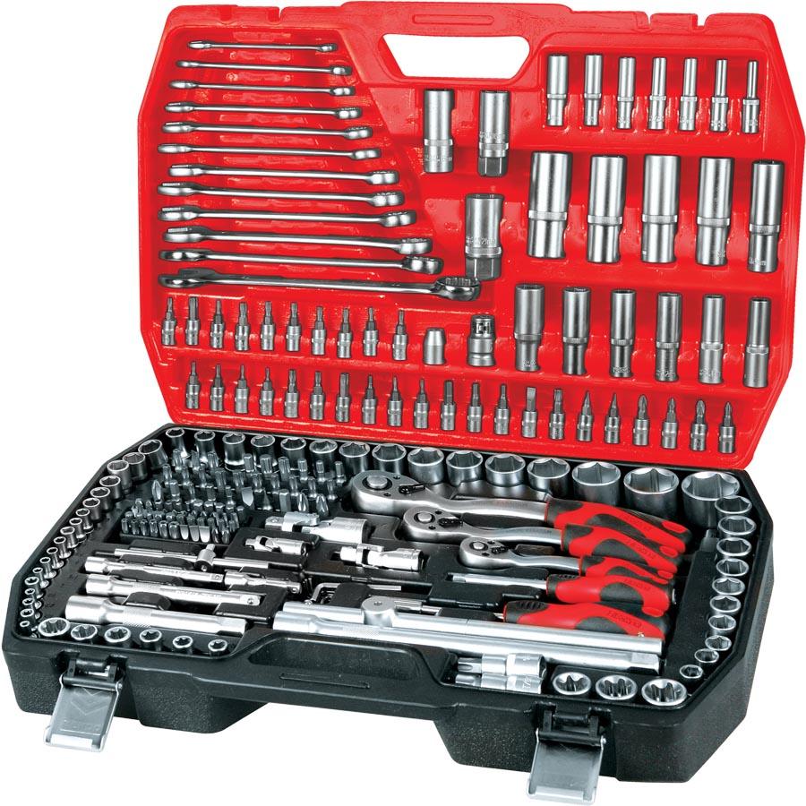 Универсальный набор инструментов ZipowerНаборы инструментов<br>Назначение: универсальный, Количество предметов в наборе: 216, Тип набора: инструменты в наборе, Класс: полупроф.<br>